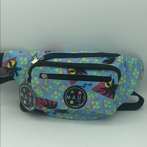 Maui and Sons 80s/90s Retro Fanny Pack